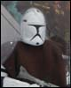 30th Clone Trooper with Cloak C6
