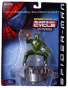 Green Goblin Bump & Go Cycle