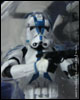 30th Saga Legends 501st Clone Trooper Nr. 17