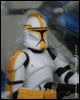 30th Saga Legends Clone Officer Yellow