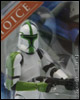 30th Saga Legends Clone Officer Green