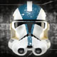 501st Legion Weathered Trooper Helmet EPIII Limited Edition