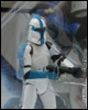 30th Saga Legends Clone Officer blue