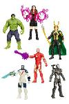 Avengers Age of Ultron All-Star Actionfiguren 10 cm 2015 Wave 2 Sortiment (8)